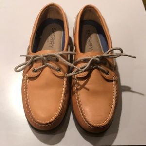 NWOB Sperry topsider Mens Size 8